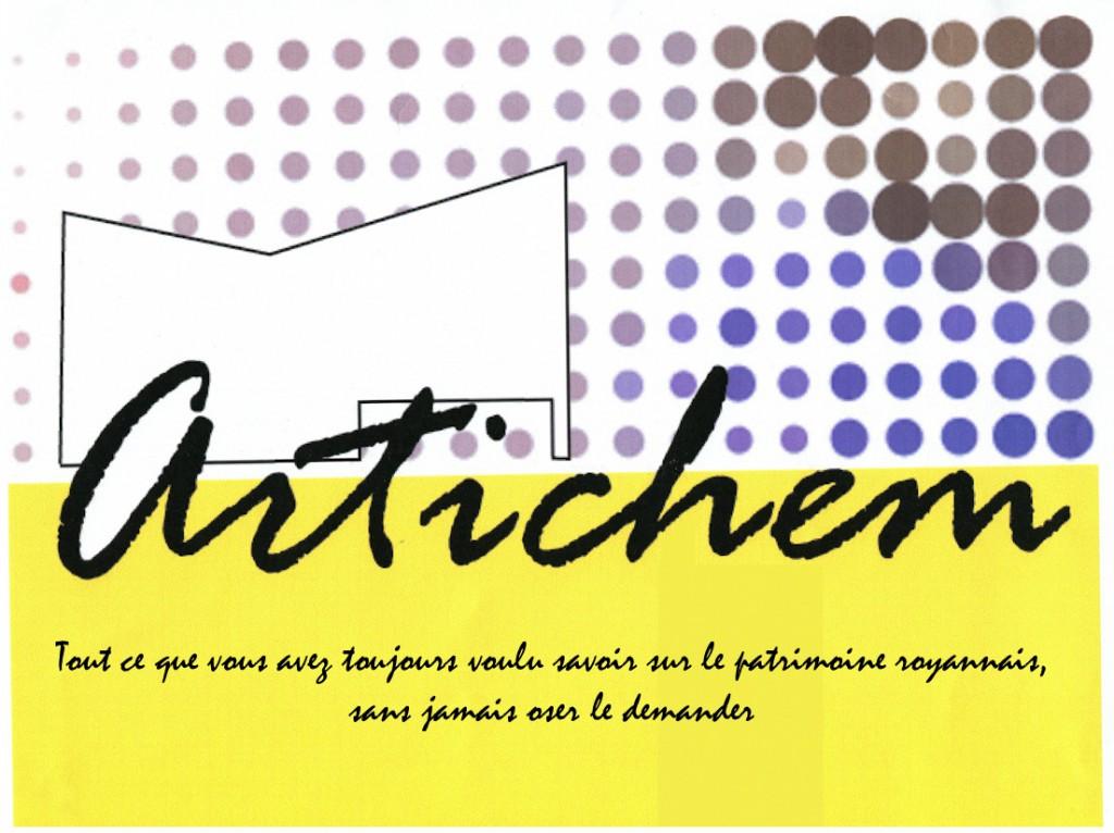 Logo ARTICHEM devise