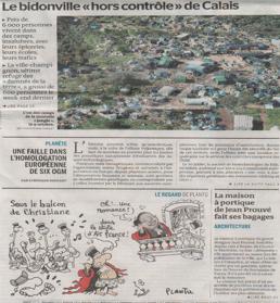 Le Monde 15:10:2015