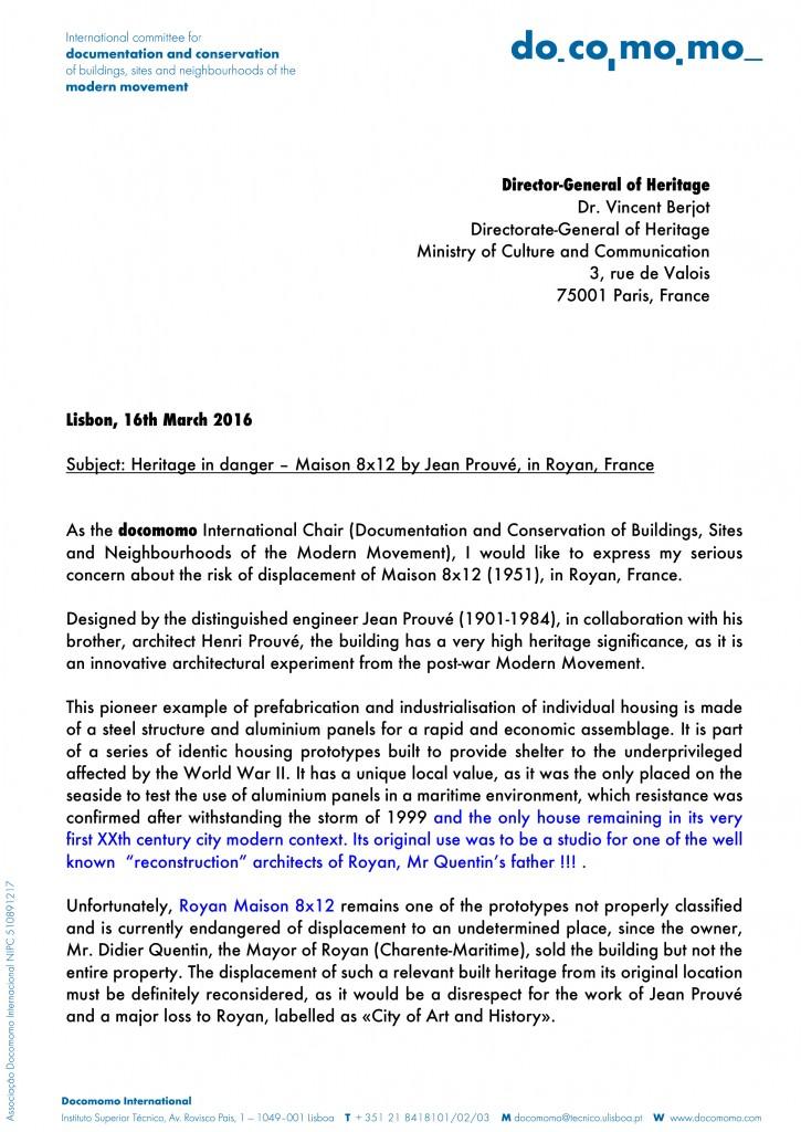 Microsoft Word - Lettre DOCOMOMO à Ministère.docx