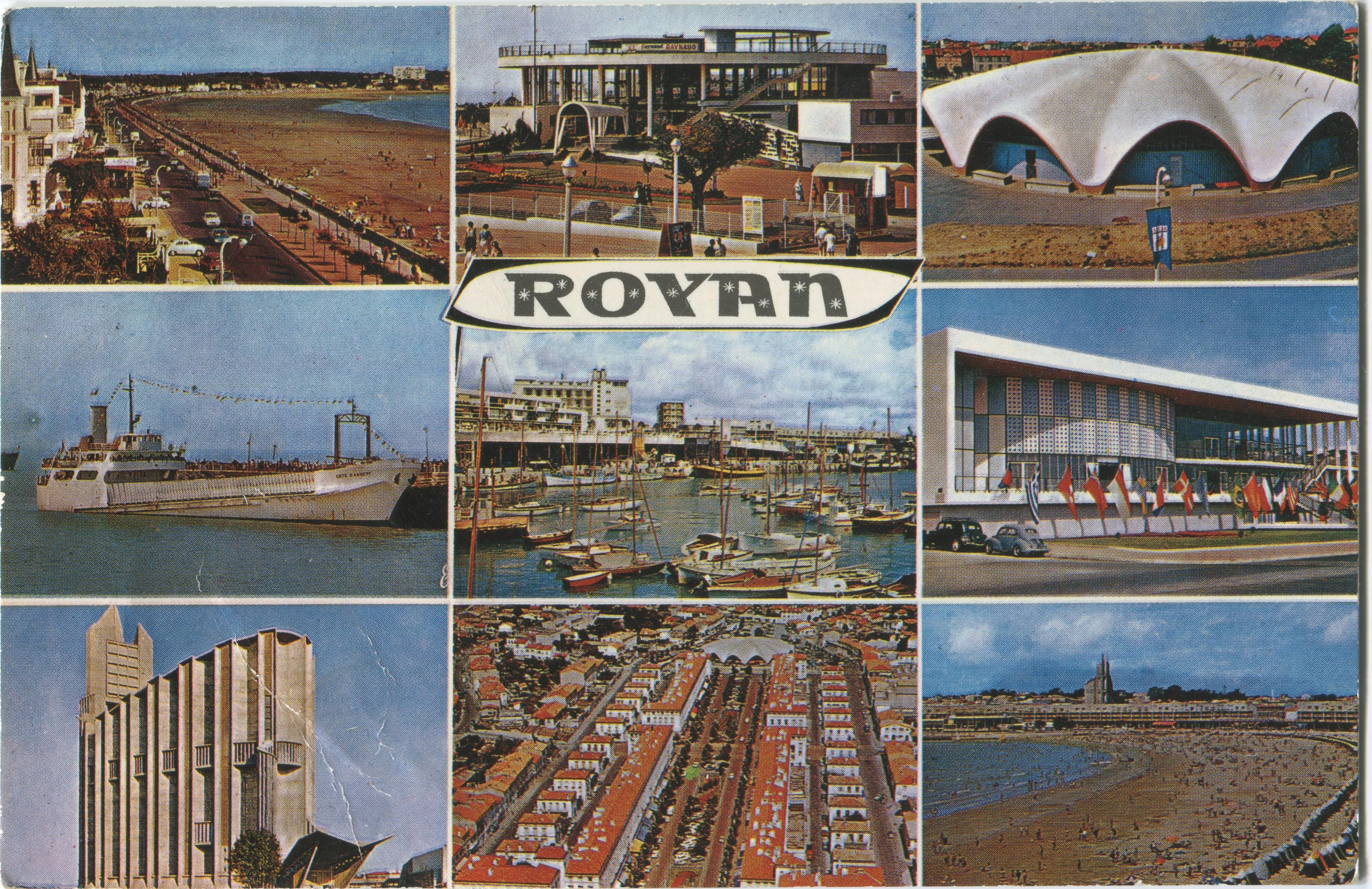 Royan vues 1971-mini